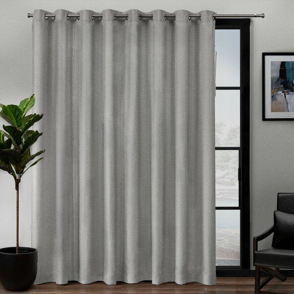 Grommet Patio Door Curtains Wayfair