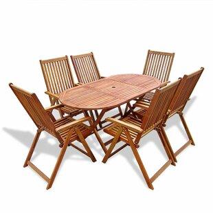 Baskett 6 Seater Dining Set Image