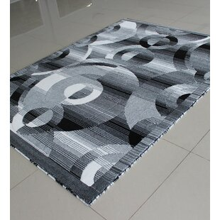 Find Black/White Area Rug By Rug Tycoon