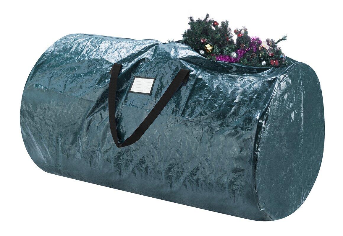 Elf Stor 2 Piece Deluxe Green Christmas Tree Storage Bag Set ...