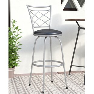 Gettysburg Adjustable Height Swivel Bar Stool