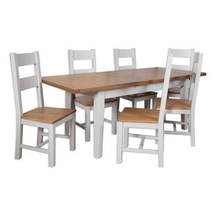 Colleton Extendable Dining Table By Beachcrest Home