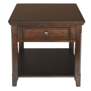 Darrion End Table with Sto..