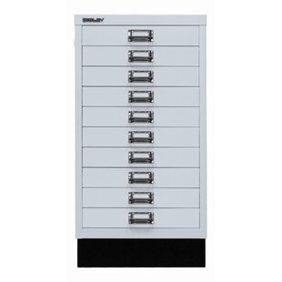 39er 10 Drawer Filing Cabinet By Bisley