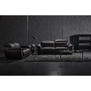 David Divani Designs Living Room Set (Set of 2)