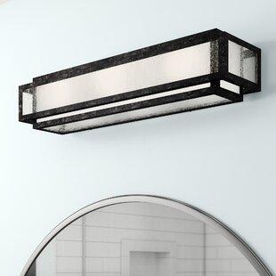 Price Check Sparks 3-Light Bath Bar ByLaurel Foundry Modern Farmhouse