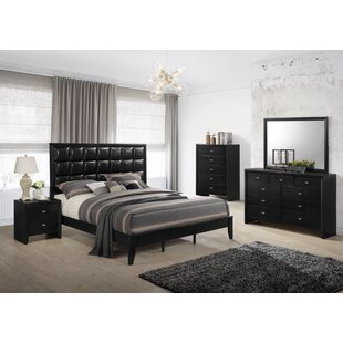 Willenhall Platform 5 Piece Bedroom Set by Ebern Designs