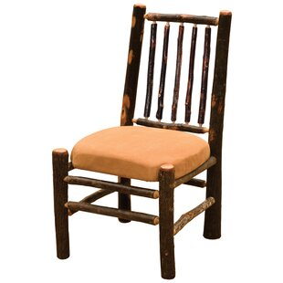 Hickory Side Chair by Fireside Lodge