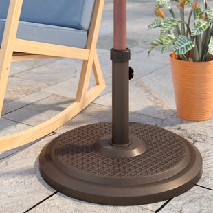 Alto Fiberstone Free Standing Umbrella Base by Darby Home Co Today Sale Only