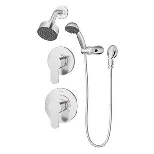 Order Identity Shower Faucet Trim Kit with Metal Lever Handle BySymmons