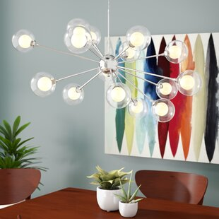 Best Jaxon 15-Light Sputnik Chandelier By Langley Street