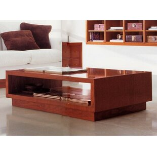 Coffee Table with Extra Light Multilayer Annibale Colombo