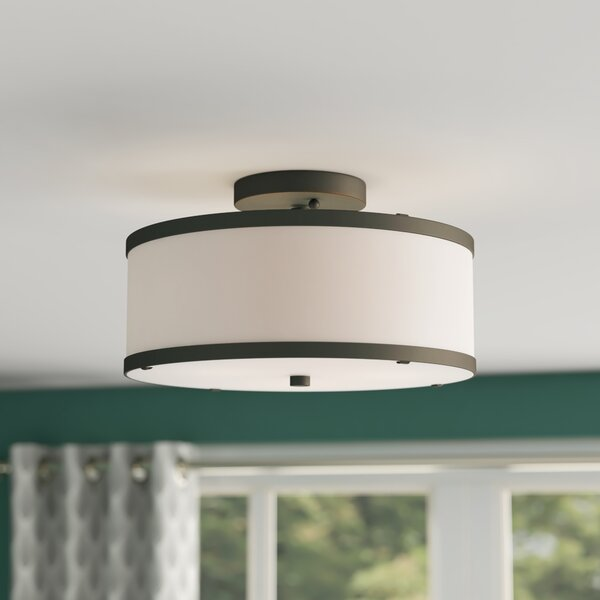 Ceiling Lights With Drum Shade Wayfair