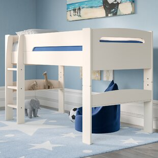 Agnes Single Mid Sleeper Bed By Just Kids