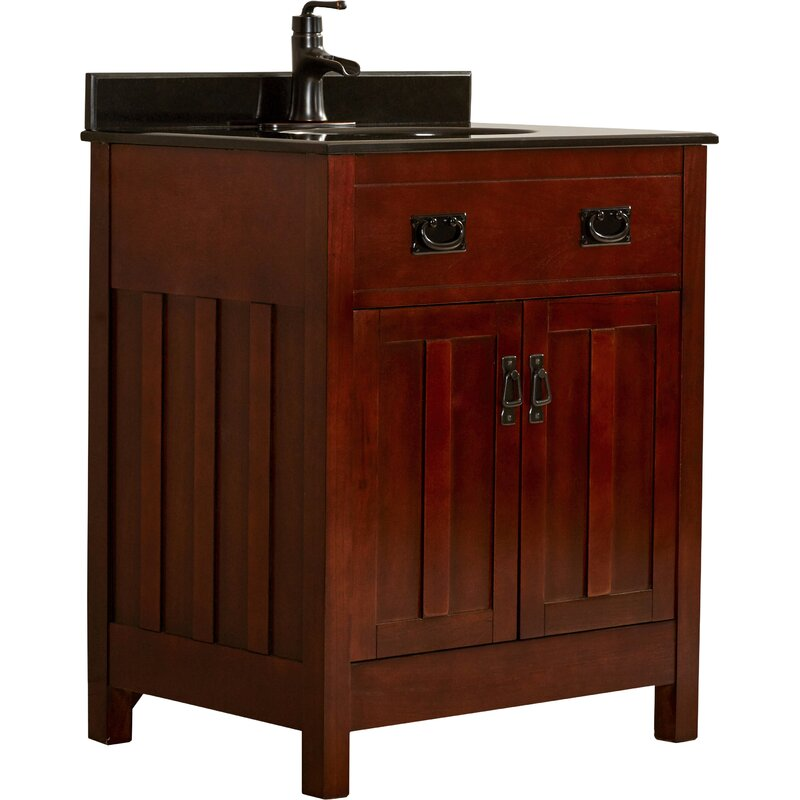 Loon Peak Claygate 28 Quot Single Bathroom Vanity Set