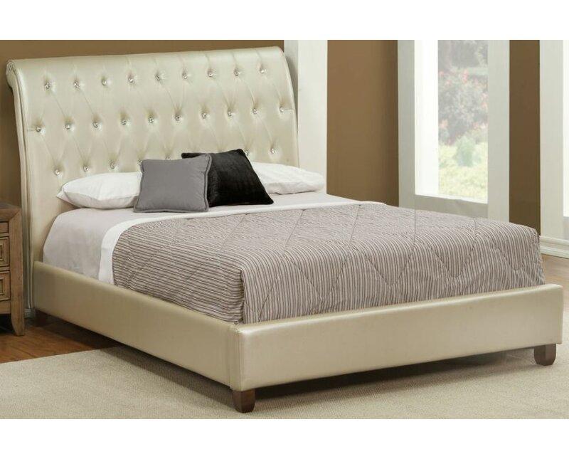 upholstered sleigh beds. Warren Upholstered Sleigh Bed Upholstered Sleigh Beds E