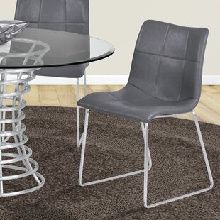 McMahon Upholstered Dining Chair (Set of 2) Ebern Designs