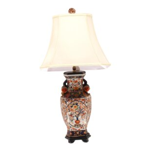 Vintage Hand Painted 12 Table Lamp