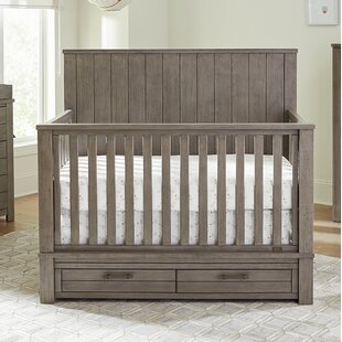 Everest 4 In 1 Convertible Crib By Bassett Baby