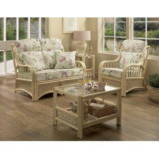 Alfson 4 Piece Sofa Set by Rosalind Wheeler