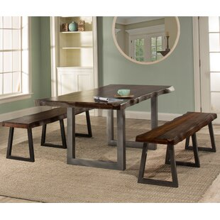 Thomasson 3 Piece Dining Set