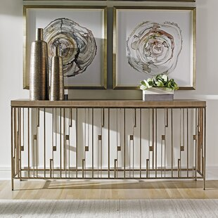 Compare prices Shadow Play Studio Console Table By Lexington