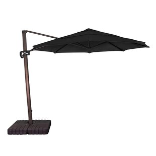 Carlisle 11' Cantilever Sunbrella Umbrella