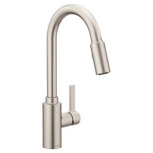 Genta Single Handle Pulldown Kitchen Faucet with Power Clean™, Reflex™, Duralock™