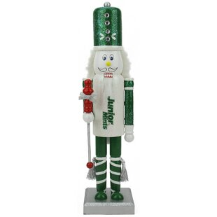 junior mints wooden christmas nutcracker figure