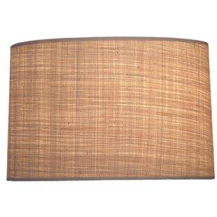 19 Linen Drum Lamp Shade