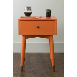 Superior Blubaugh End Table With Storage