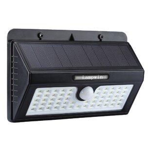 LANGRIA Waterproof Bright 2-Watt LED Sola..
