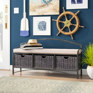 Highland Dunes Cedarvale Storage Bench