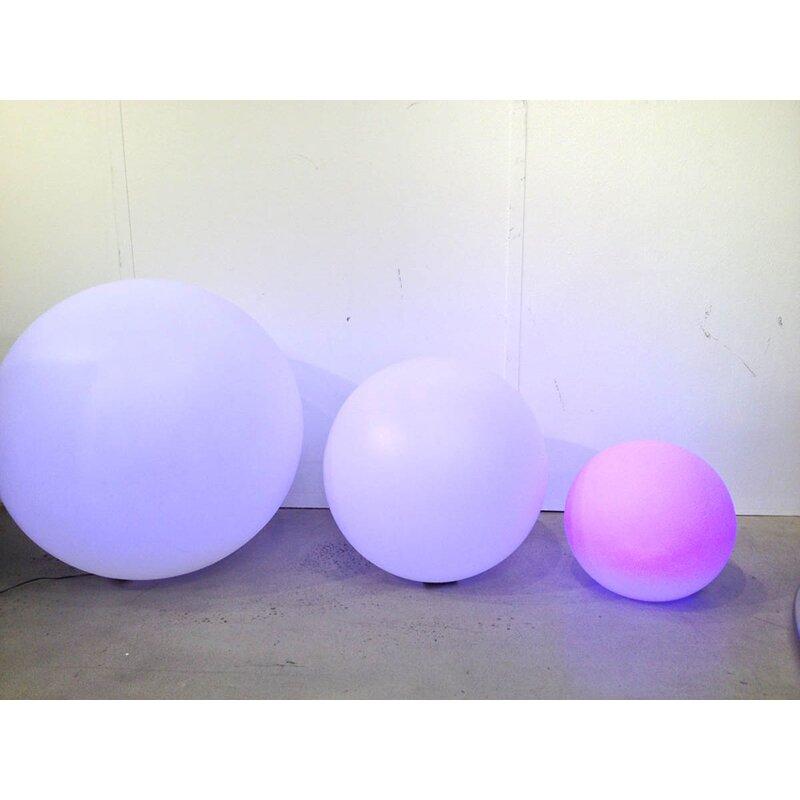 Brightness Outdoor Floor Lamp