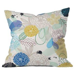 Khristian a Howell Whisper Outdoor Throw Pillow