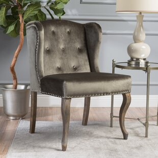 Read Reviews Hollange Wingback Chair by Mercer41 Reviews (2019) & Buyer's Guide
