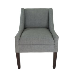 Earlston Wingback Chair by Charlton Home