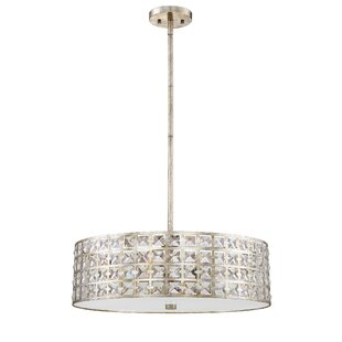 Mercer41 Dowe 5-Light Drum Chandelier