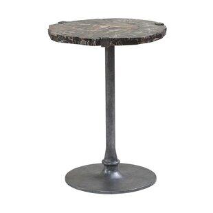 Artistica Home Peck Kane Spot End Table