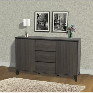 Maxeys 2 Door Accent Cabinet by Ebern Designs