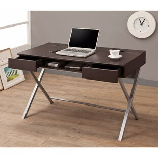 Karling Writing Desk by Orren Ellis Herry Up