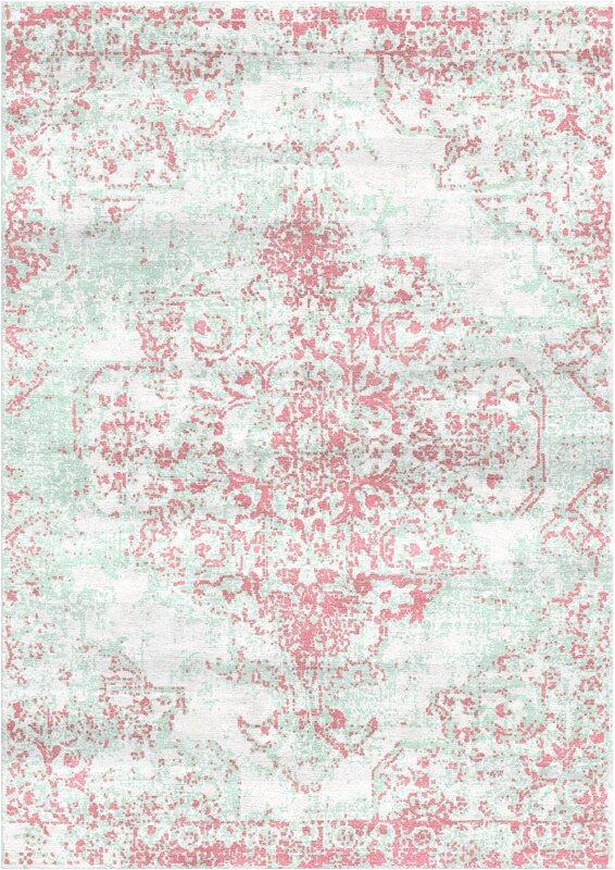Aliza Handloom Pink Area Rug