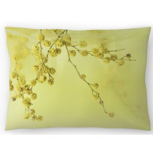 Floating in Sunshine Lumbar Pillow