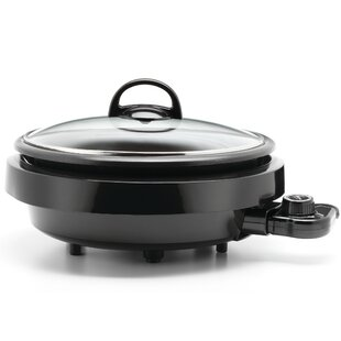 Aroma 3 Quart 3-in-1 Grillet™ with Lid