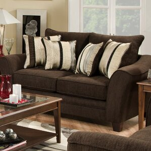 Cupertino Loveseat by Chelsea Home
