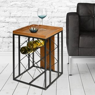 Kraft 6 Floor Wine Bottle Rack by Willist..