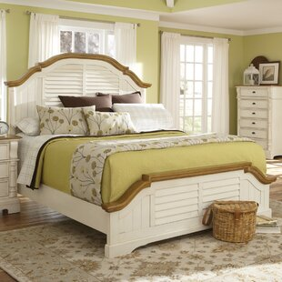 August Grove Panel Bed
