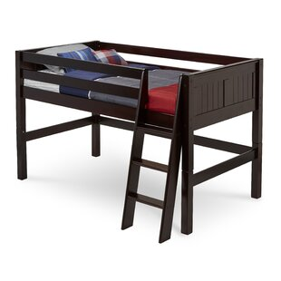 Oakwood Twin Low Loft Bed