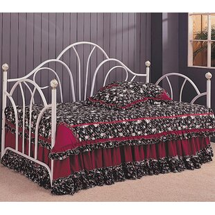 Harriet Bee Scudder Metal Daybed