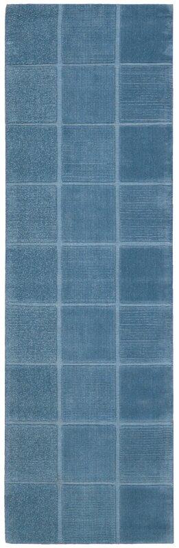 Nourison Westport Wool Blue Area Rug Perigold